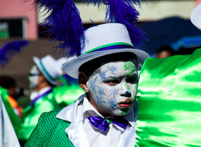 Events in January - Cape Town Minstrel Carnival on 2 January by Ravi Santana/Shutterstock.com