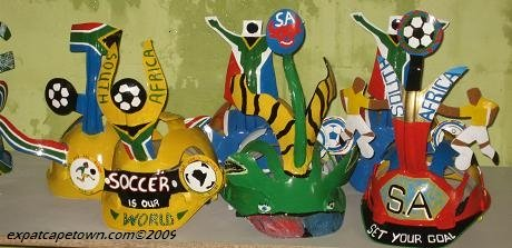 Different Designs of the Soccer Helmets