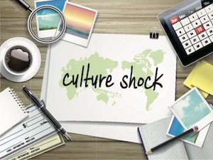 Culture shock tips