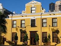 The Cape Town Gold Museum is located in Martin Melck House, picture by Wim