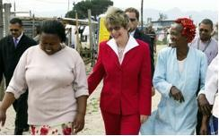 Cape Town Mayor Helen Zille