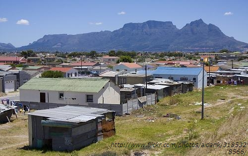 Langa Township as seen by Aidank on flickr