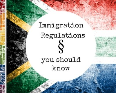 Immigration Regulations - ExpatCapeTown guide