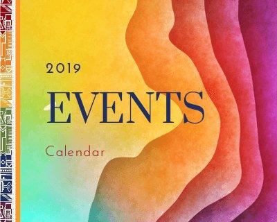 Cape Town events calendar 2019