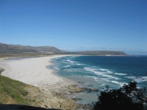 Noordhoek Beach - Long Beach