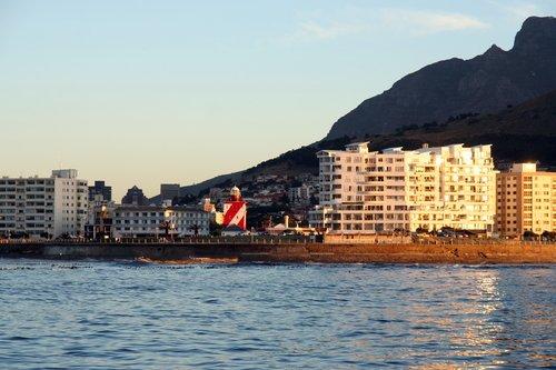 Sea Point Cape Town by Elmarie Dreyer