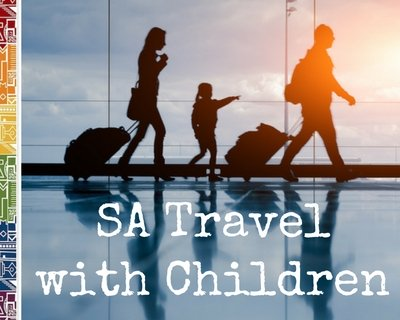 Children travelling to South Africa need to bring an unabridged birth certificate!