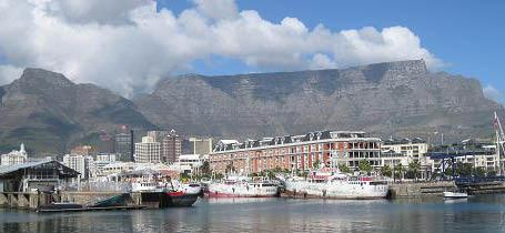Waterfront Cape Town - photo by J. Gerstner2008