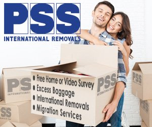 Relocation to South Africa with PSS Removals