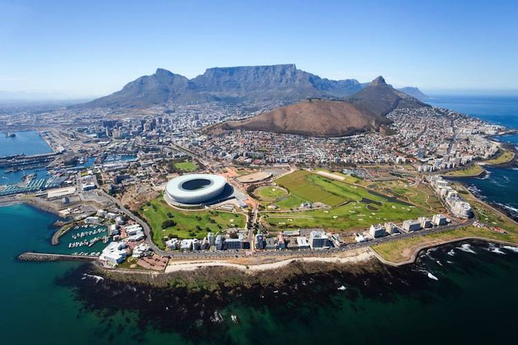 Why Cape Town? - image by Shutterstock